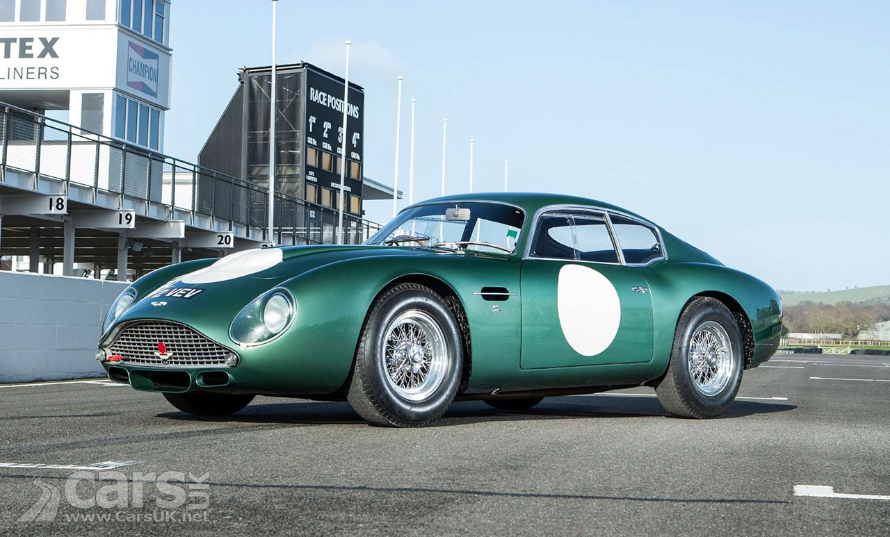 Britain's most expensive auto up for auction