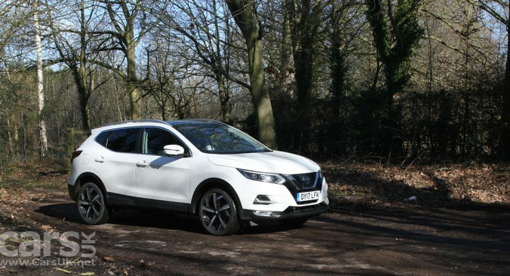 2018 Nissan Qashqai N-Connecta dCi 110 - our long-term review car arrives