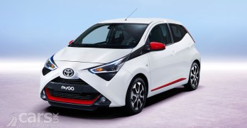2018 Toyota Aygo Facelift boosts the 'X' and adds refinement