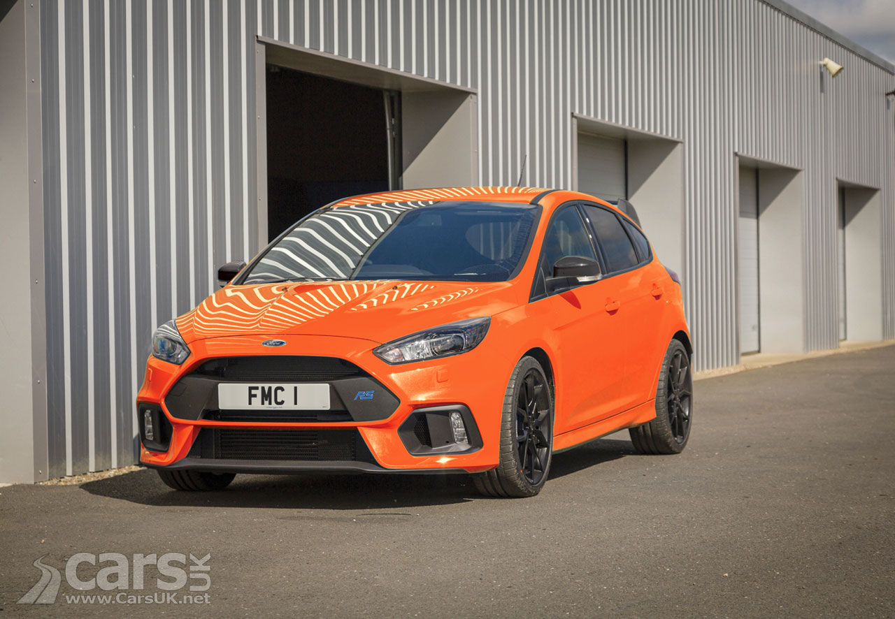 Ford Focus RS production ends April 6, 2018