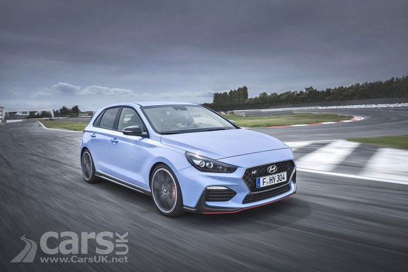 Hyundai N Sport models planned (i30 N pictured)