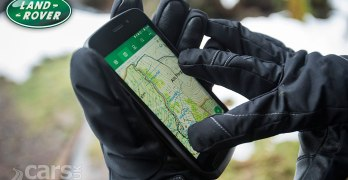 Land Rover Explore Mobile Phone is the 'DEFENDER' of rugged smartphones