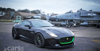 Lister's 666bhp Jaguar F-Type 'Thunder' is FLYING off the shelf (+ video)