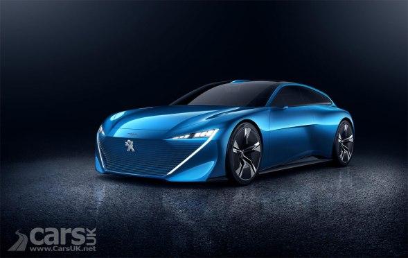 NEW Peugeot 508 heading for a Geneva Motor Show debut