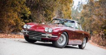 1967 Lamborghini 400GT 2+2 – first owned by Paul McCartney – up for grabs