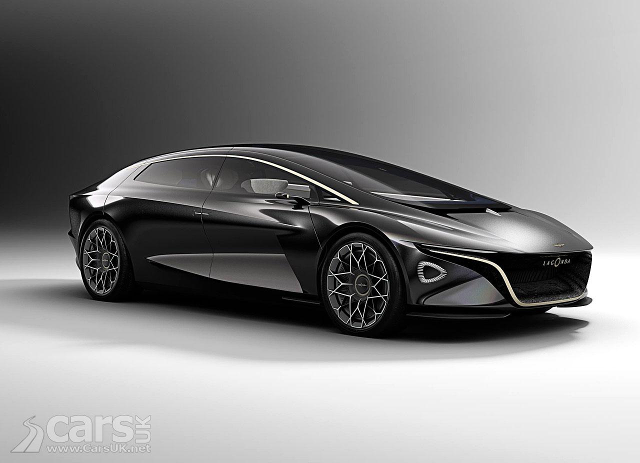 Aston Martin Lagonda Vision Concept Previews Ultra-Luxury Sedan