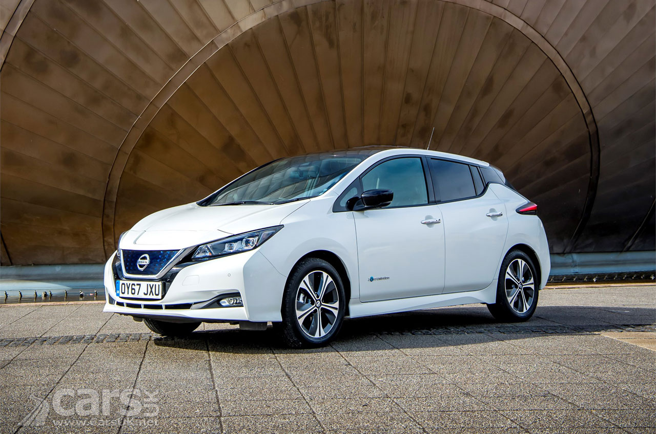 Nissan announces aggressive electrified vehicle push