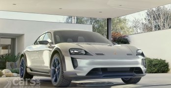Porsche Mission E Cross Turismo Electric 'Allroad' – all you need to know on video