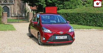Toyota Yaris 1.5 Icon Tech Review (2017): Toyota's new Yaris tested