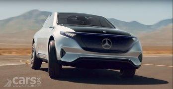 Mercedes EQ EV – Silence is Golden [Video]