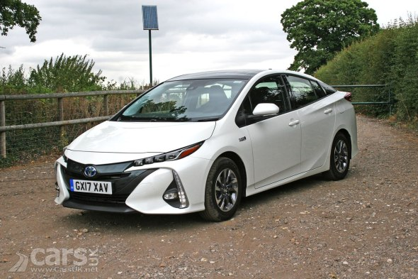 Toyota hybrids, like the Prius Plug-in (pictured) really are the most fuel efficient way to drive