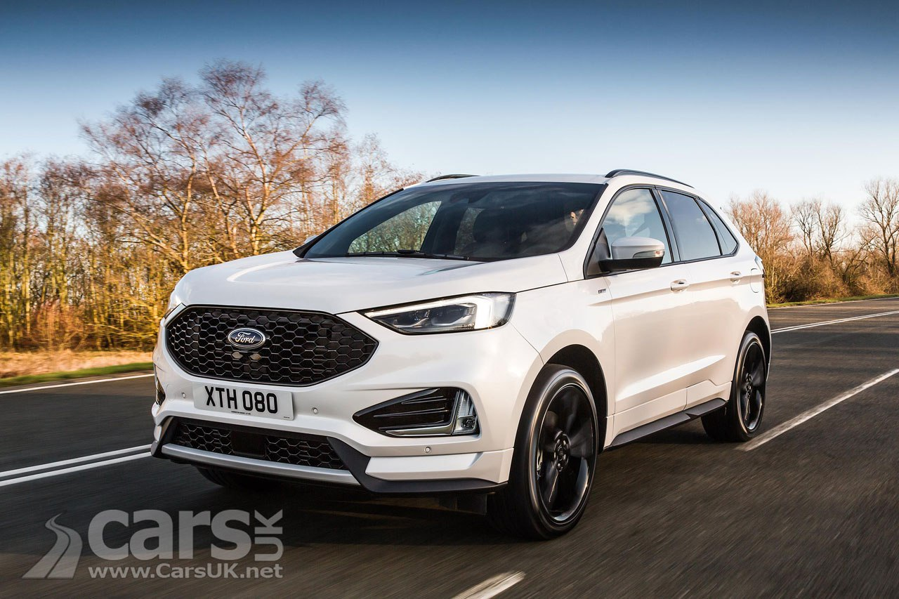 Ford to focus on suvs and transits in the uk looks to be goodbye mondeo and more cars uk