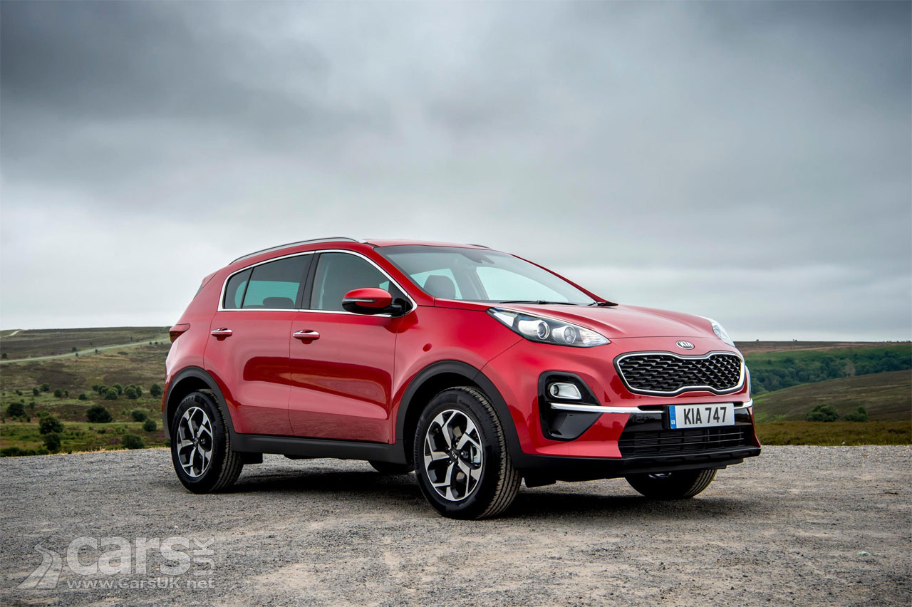 new kia sportage uk prices and specs announced cars uk. Black Bedroom Furniture Sets. Home Design Ideas