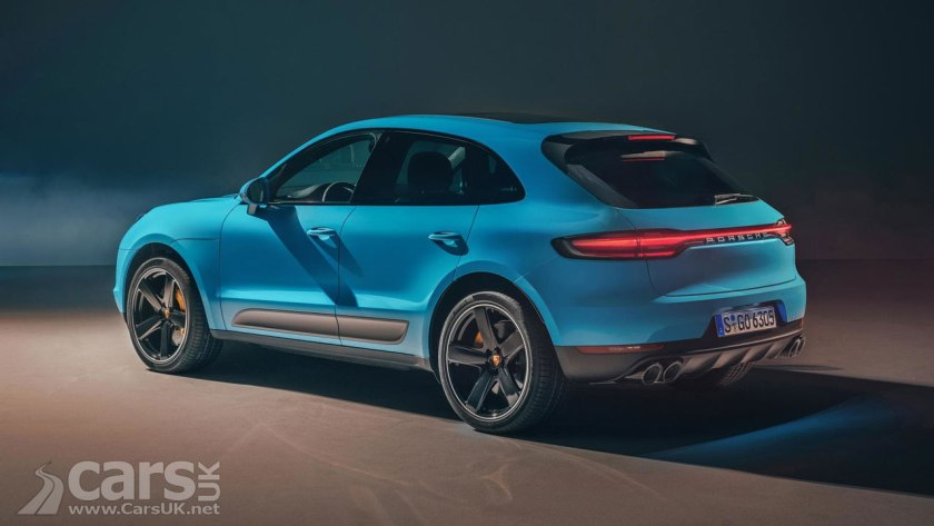 New Porsche Macan REVEALED - like the old Macan, but ...