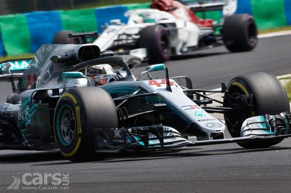 Lewis Hamilton takes pole in 2018 Hungarian Grand Prix Qualifying