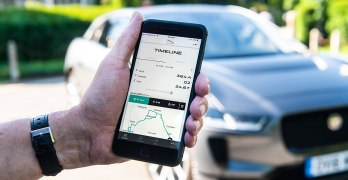 Jaguar's GO I-PACE App shows you how an I-Pace will fit your life (video)