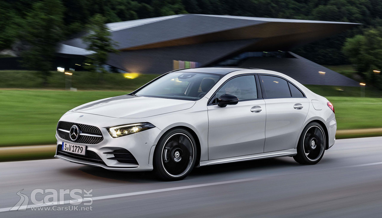 Mercedes A Class Finance