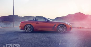 New BMW Z4 outed in OFFICIAL photos earlier than BMW planned