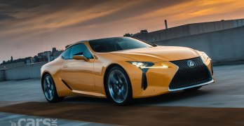 Lexus LC 500 V8 plays GLORIOUS Petrolhead Music