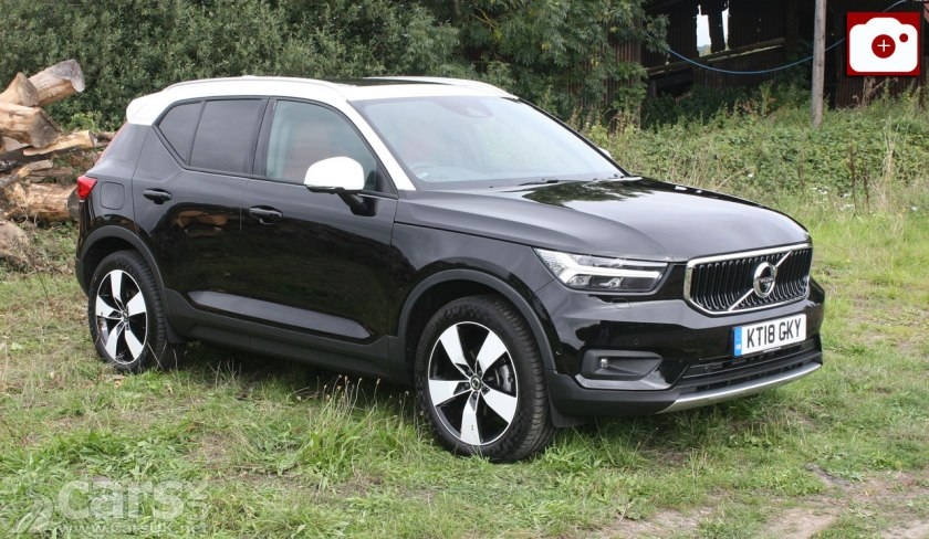 volvo xc40 t3 review 2018 volvo 39 s entry level xc40 tested cars uk. Black Bedroom Furniture Sets. Home Design Ideas