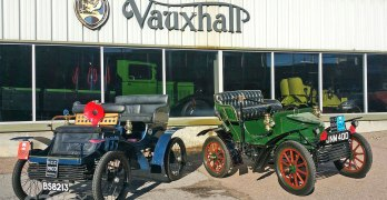 1903 Vauxhall 5HP and 1904 Vauxhall 6HP