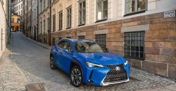 New Lexus UX SUV to trial Lexus Complete Lease 'Subscription' option