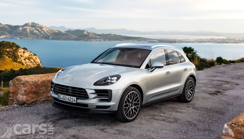 New Porsche Macan S Goes On Sale In The Uk Cars Uk