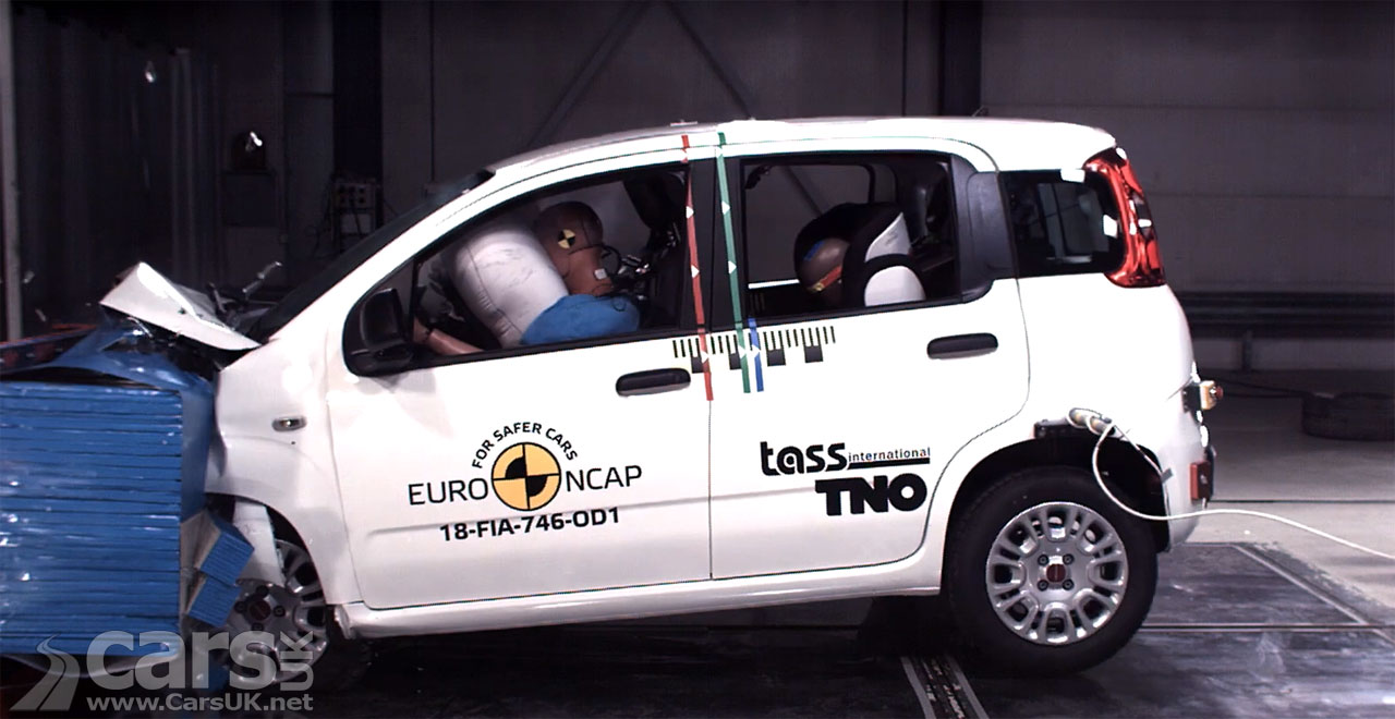 Euro NCAP Crash Tests Two Virtually Identical Volvos, Gives Them Five Stars