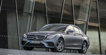 Mercedes E 300 e plug-in PETROL hybrid goes on sale in the UK