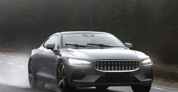 Polestar 1 honing its driver experience ahead of debut