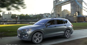 New Seat Tarraco UK Prices and Specs Announced