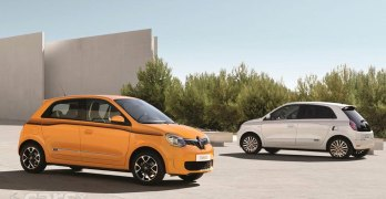 2019 Renault Twingo Facelift - but not for the UK