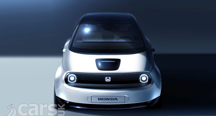 Honda Urban EV on sale THIS year