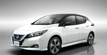 Nissan LEAF is the best-selling car in Norway