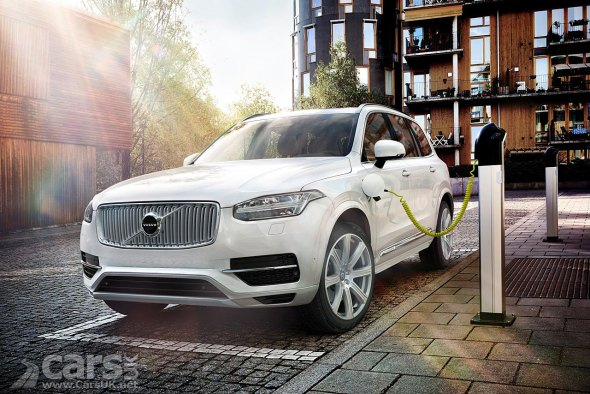 Volvo Plug-in sales unaffected by higher WLTP emissions