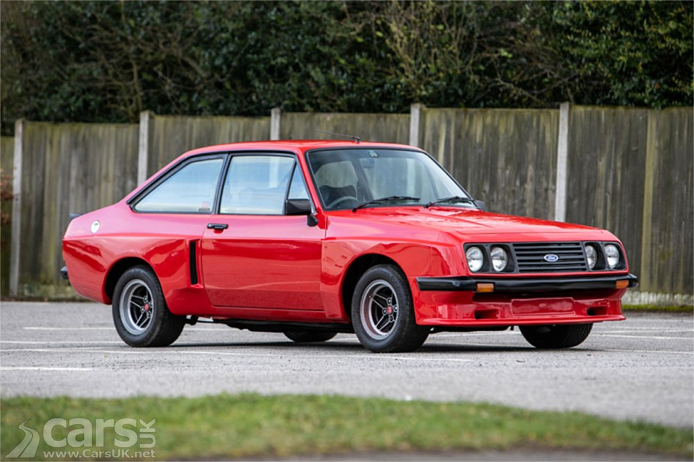 medium resolution of 1977 ford mkii rs2000 factory x pack