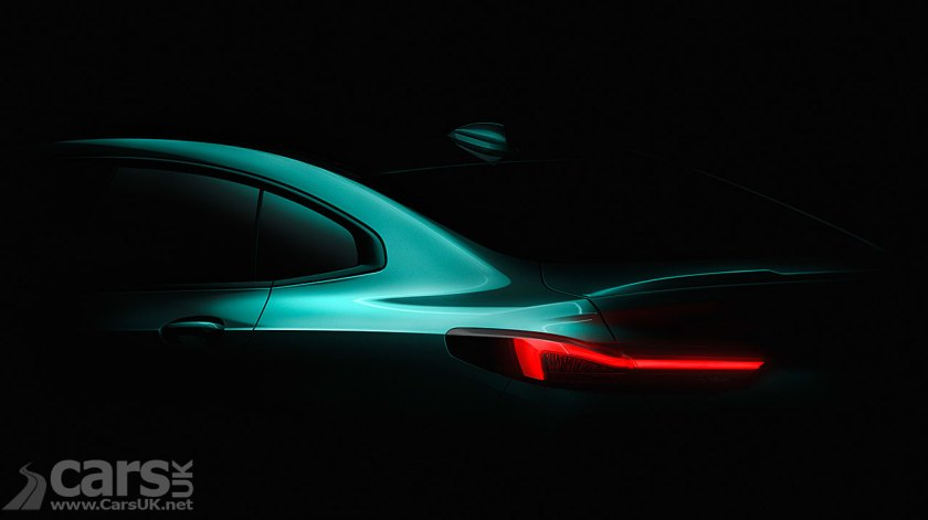 New BMW 2 Series Gran Coupe tease starts