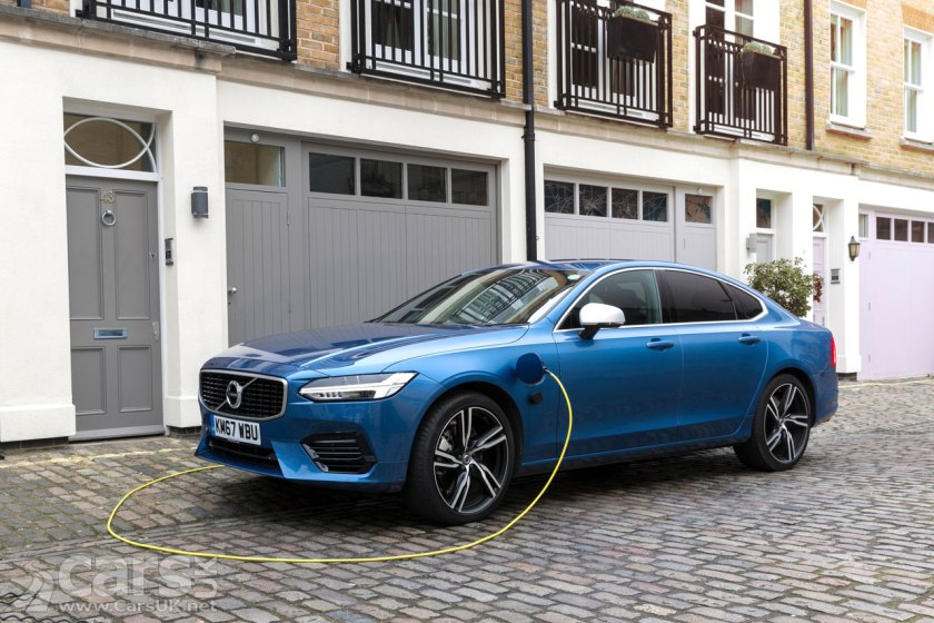 Volvo Plug-in Hybrid models will be 25% of Volvo's sales