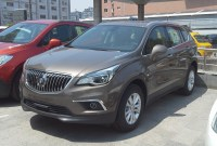 Buick Envision Pictures