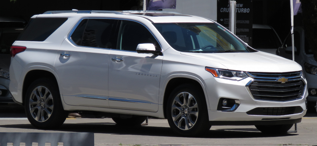 Chevy Traverse Wallpapers