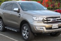 Ford Everest Engine