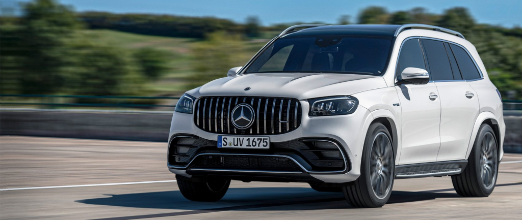 MercedesAMG GLS 63 Price