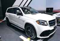 MercedesAMG GLS 63 Wallpapers