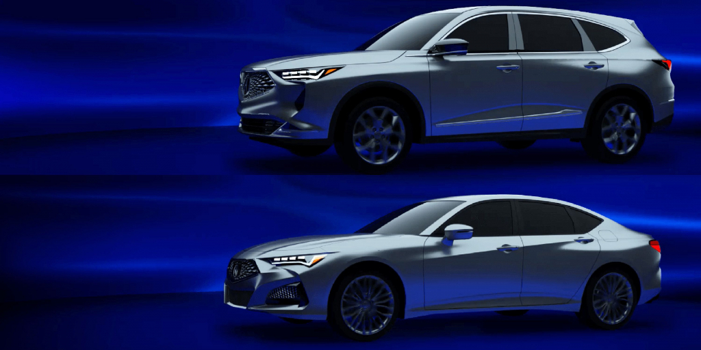 2022 Acura MDX Pictures
