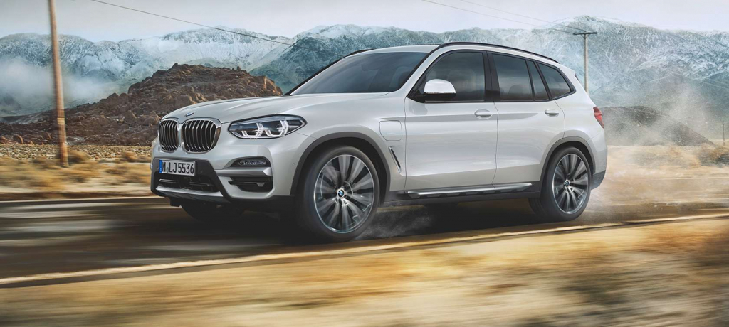 2022 BMW X3 Hybrid Pictures