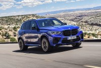 2022 BMW X6 M Spy Shots