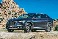 2022 BMW X8 Release date