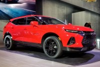 2022 Chevy Blazer RS Wallpapers