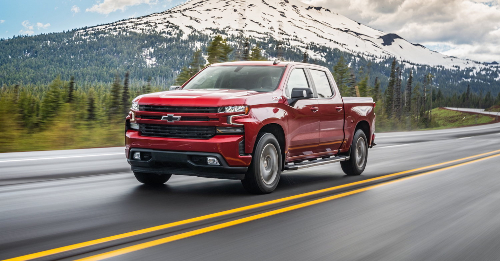 2022 Chevy Screw Images