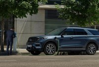 2022 Ford Explorer Pictures